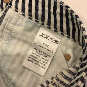 Joe's Jeans Jeans - Hickory Railroad Stripe Joes Jeans